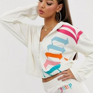Juicy Couture Terry Tracksuit Sweatsuit Set
